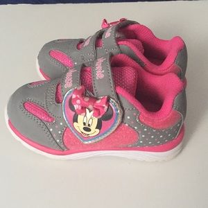 Other - Minnie Mouse Sneakers